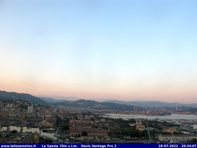 Webcam in La Spezia