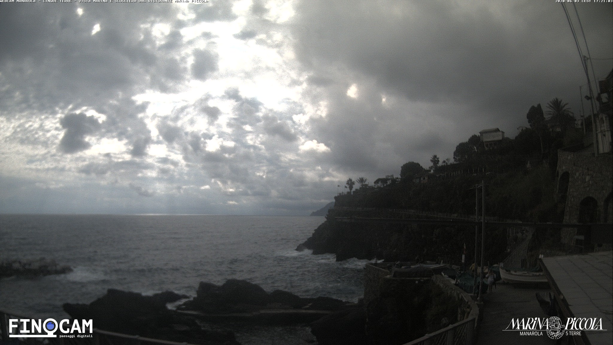 webcam Monterosso