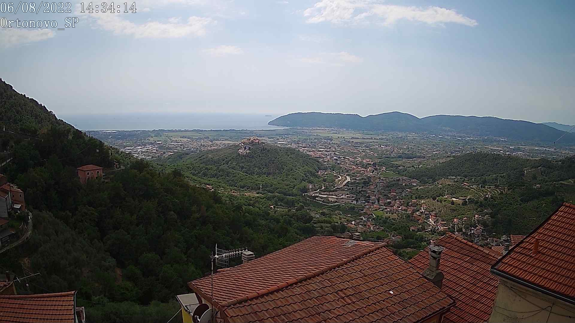 webcam ortonovo