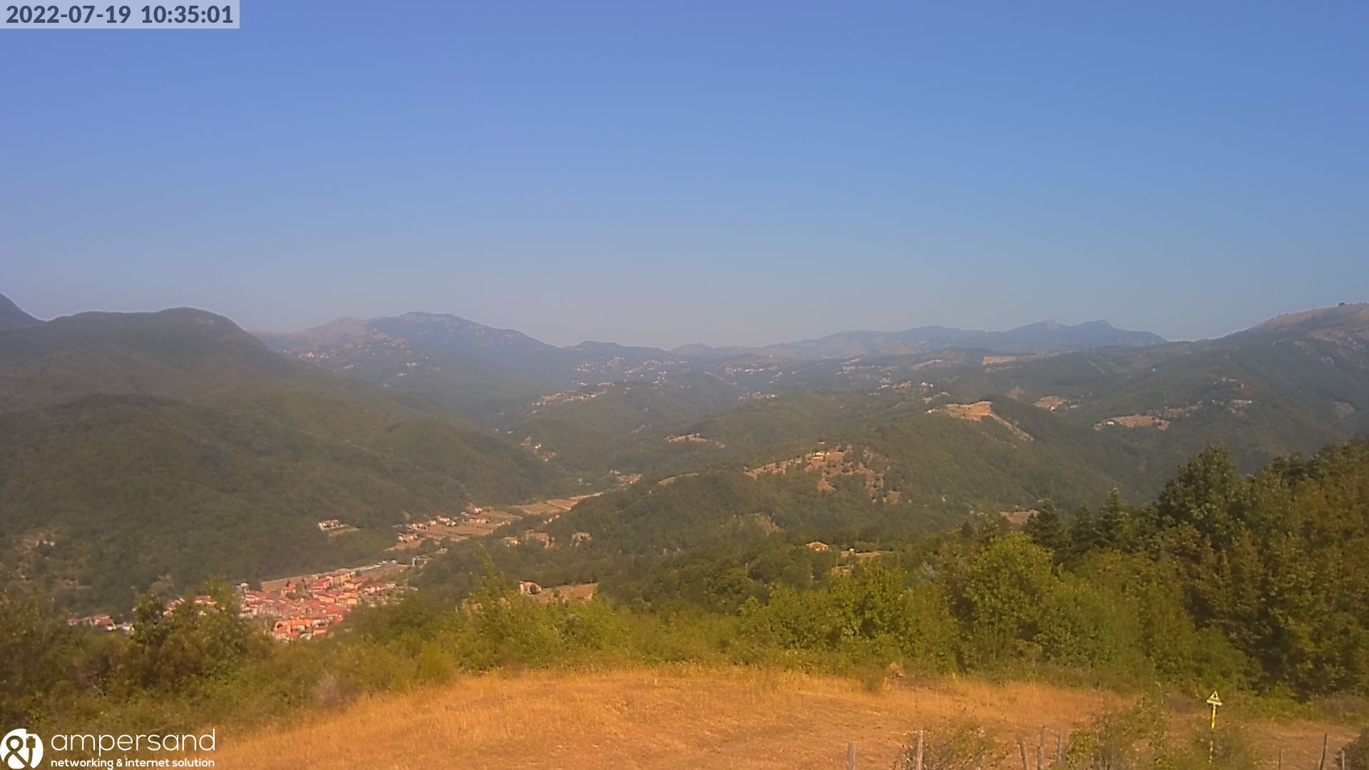 webcam varese ligure